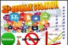 150 качественных SEO профилей 3 - kwork.ru