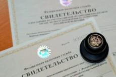 Подготовлю документы для регистрации ООО или ИП 21 - kwork.ru