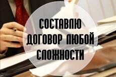Составлю Устав ООО 21 - kwork.ru