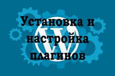 Установлю и настрою Wordpress и установка и настройка плагинов 10 - kwork.ru