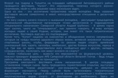 Превращу аудио и видеоматериалы в текст 5 - kwork.ru
