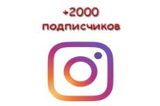 Раскрутка Инстаграм аккаунта 7 - kwork.ru