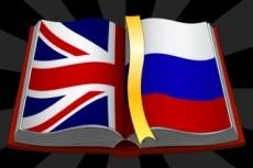 Переведу текст с английского на русский, тематики в профиле 28 - kwork.ru