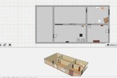 Дизайн проект интерьера 26 - kwork.ru