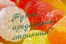 Сделаю сайт одностраничник 31 - kwork.ru