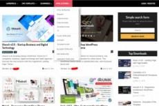 Продам 85 платных тем Wordpress с полным доступом 3 - kwork.ru