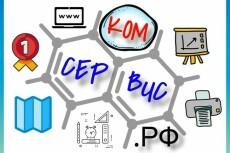 Инфографика Вашего Бизнеса 32 - kwork.ru