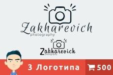 Надпись или логотип на футболке 3-х моделей в высоком качестве 8 - kwork.ru