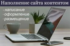 Напишу и размещу статью на Вашем сайте 3 - kwork.ru