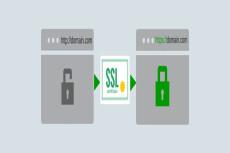 SSL лендинг 13 - kwork.ru