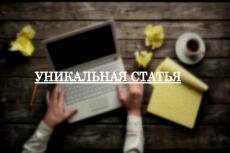 Пишу тексты для сайтов, блогов 24 - kwork.ru