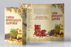 Дизайн-макет листовки или брошюры 27 - kwork.ru