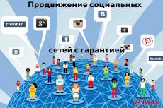 Продвину 2000 просмотров к вашей записи Вконтакте 20 - kwork.ru