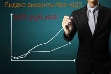 подготовлю 140 рекламных объявлений в Яндекс.Директ 10 - kwork.ru