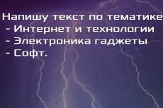 Напишу статью на тематику IT 14 - kwork.ru