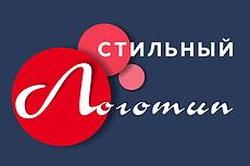 Нарисую 3 варианта логотипа, выбранный вами один, переведу в графику 16 - kwork.ru