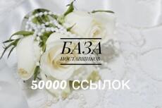 Продам новейшую базу поставщиков более 50000 ссылок 2 - kwork.ru