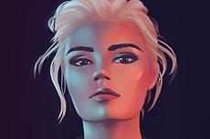 Нарисую портрет по фото 34 - kwork.ru