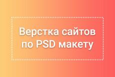 Натяну верстку на движок wordpress, не магазин 15 - kwork.ru