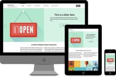 Сайт на WordPress 4 - kwork.ru