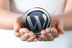 Создам сайт на WP с Вашей темой + 1 месяц хостинга + бонусы 4 - kwork.ru
