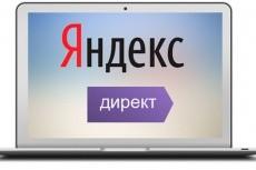 Экспертная настройка Яндекс Директ 3 в 1. Поиск, РСЯ и Ретаргетинг 10 - kwork.ru
