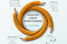 Премиум шаблоны для PowerPoint 31 - kwork.ru