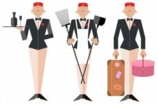 Рисунок на заказ, Дизайн персонажа 33 - kwork.ru