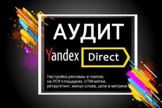 Качественный аудит контекстной рекламы 4 - kwork.ru