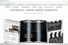 Премиум Вордпресс Темы на любой вкус и бизнес 22 - kwork.ru