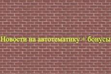Напишу 3 статьи на автомобильные темы 15 - kwork.ru