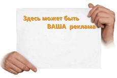 Размещу рекламу 23 - kwork.ru