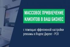 Руководства по созданию поисковой рекламы и РСЯ 15 - kwork.ru