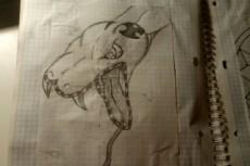 Нарисую иллюстрацию черной гелевой ручкой 17 - kwork.ru