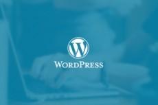 Премиум шаблон WordPress BeOnePage 33 - kwork.ru