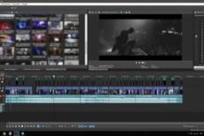 Работа с храмокеем, обрезка, склейка видео, наложение звука 22 - kwork.ru