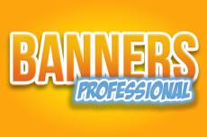 Создам 2 баннера. Для рекламы в FB, insta, VK, google, yandex 72 - kwork.ru