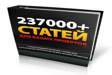 Написание, оформление, публикации статьи 10 - kwork.ru