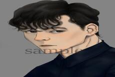 Нарисую для вас арт или иллюстрацию 18 - kwork.ru