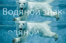 Уберу водяные знаки, надписи и лишние объекты с вашего изображения 21 - kwork.ru