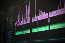 Монтаж видео, наложение эффектов, и многое другое 20 - kwork.ru