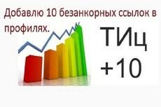 Напишу одну уникальную статью и пропишу ее в органическом поиске 3 - kwork.ru