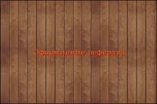 Оформлю доклад, реферат, конспект 12 - kwork.ru
