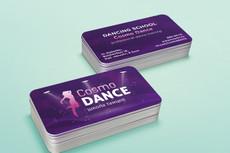 Дизайн визитки 29 - kwork.ru