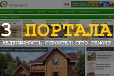Строительный портал - Построй дом на Wordpresse - Демо в описании 7 - kwork.ru