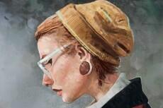 Портрет или иллюстрация 20 - kwork.ru