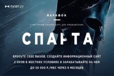 Практический Тренинг -  Партизанский интернет маркетинг 3.0 3 - kwork.ru