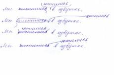 наберу текст, распознаю и напишу текст 3 - kwork.ru