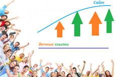 """20 """"жирных"""" вечных ссылок, средний Тиц > 3300, качественные доноры 8 - kwork.ru"""
