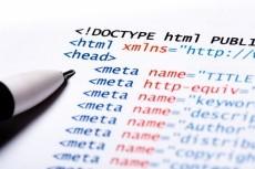 Верстка  HTML + CSS 4 - kwork.ru
